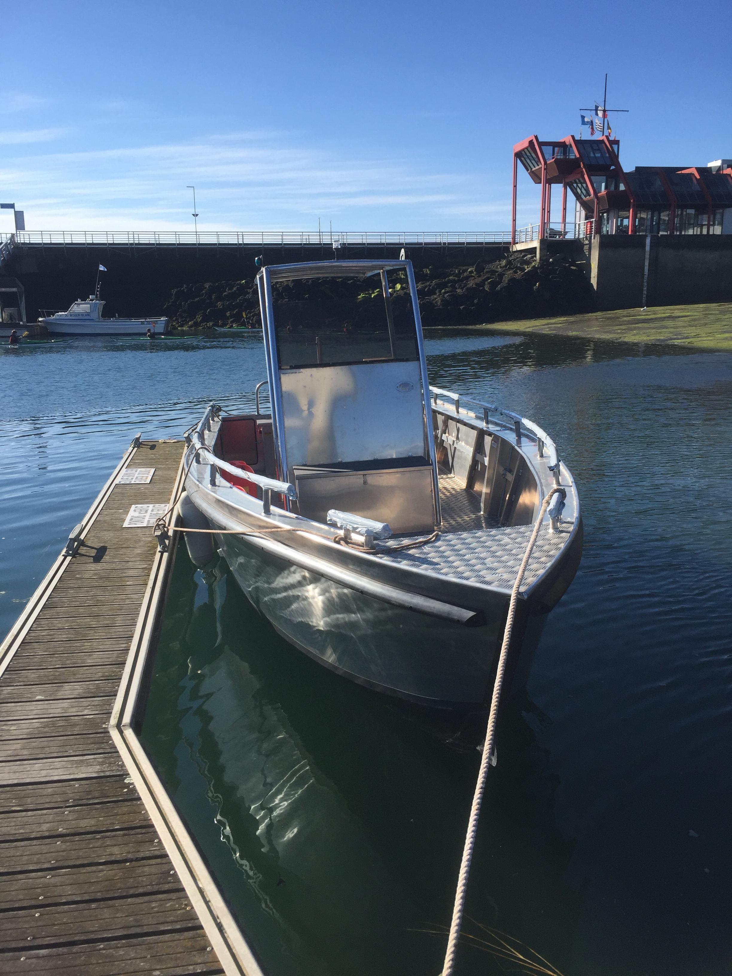 Ms Boat Home Aluminium Work Boat Landing Craft